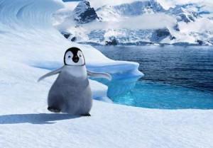pinguinorealenlaantartida