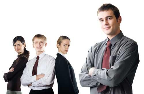 jóvenes profesionales