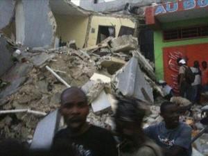 Catástrofe Haití