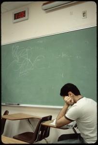 estudiando aula