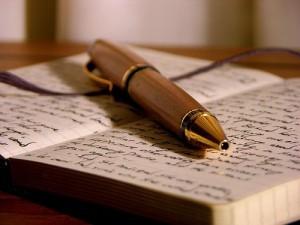 Bolígrafo y Papel