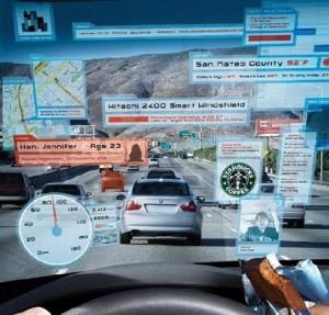 coche realidad aumentada
