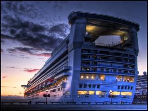 Barco Crucero