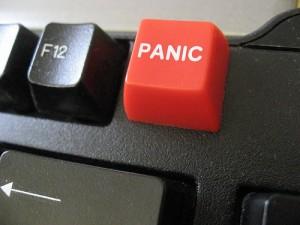 Pánico, Ordenador