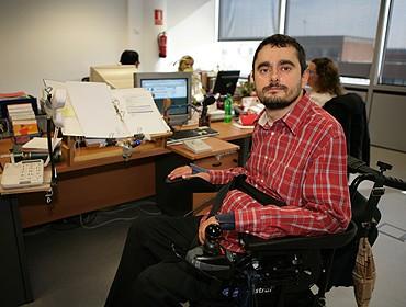 discapacitado empleo