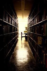 Biblioteca, Estudio