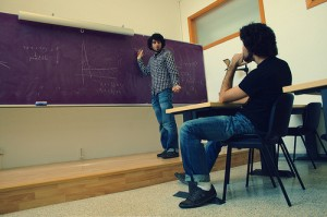 Clase, Escuela, Profesor