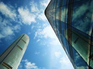 Edificios, Grandes empresas