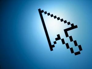 Flecha Ordenador Click