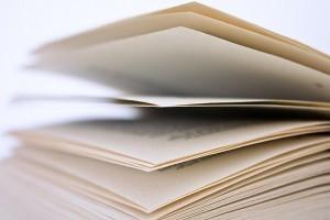 Hojas de Libro
