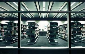 Biblioteca Estanterías