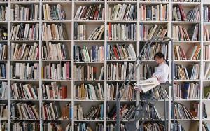 estantera de libros becas prcticas externas practicum y proyectos de fin de carrera en iberoamrica de cooperacin al desarrollo