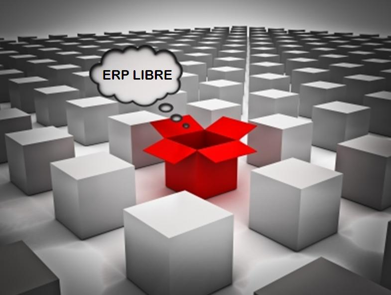software libre gestión erp open source