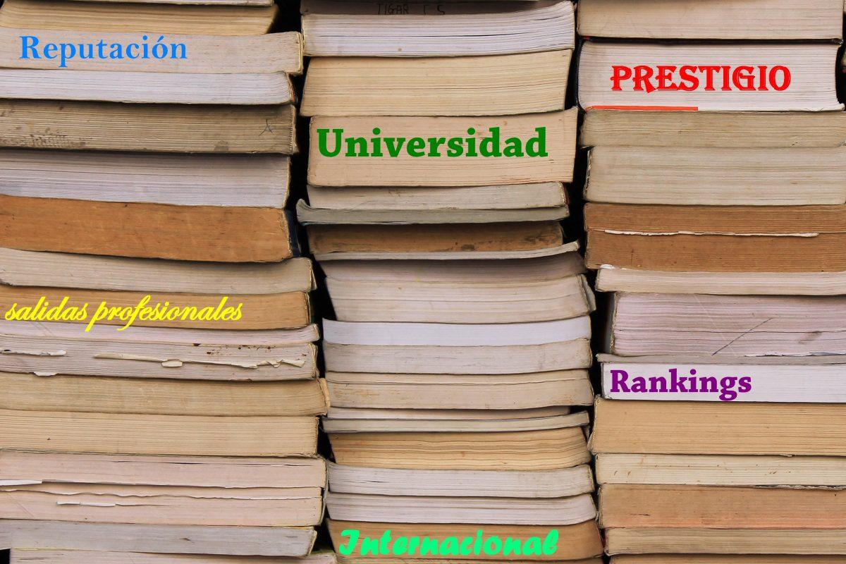 Ranking universidades españolas