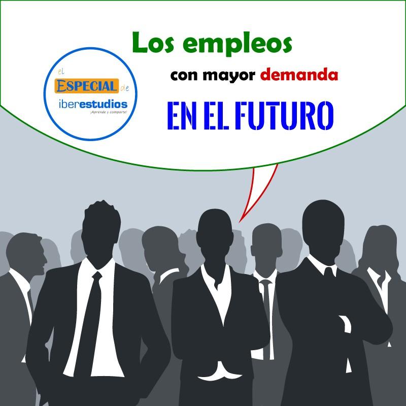 empleos demanda futuro