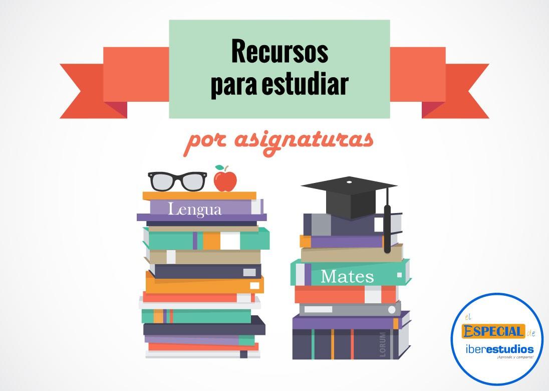 recursos por asignaturas