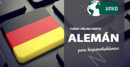 curso gratuito online de aleman