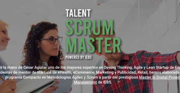 talent scrum master