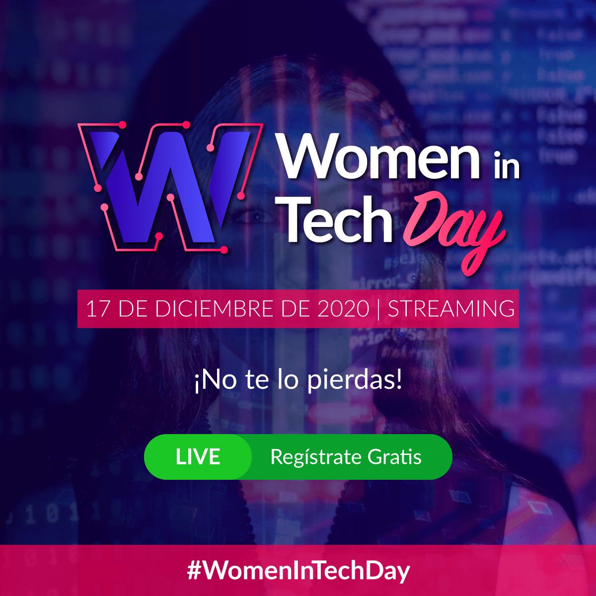 Women in tech day